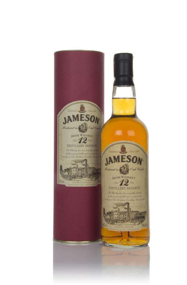 Jameson 12 Year Old Distillery Reserve - 1990s Blended Whiskey