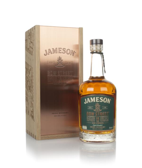 Jameson 18 Year Old Bow Street Blended Whiskey