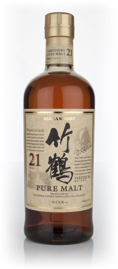 Nikka Taketsuru 21 Year Old 3cl Sample Blended Malt Whisky