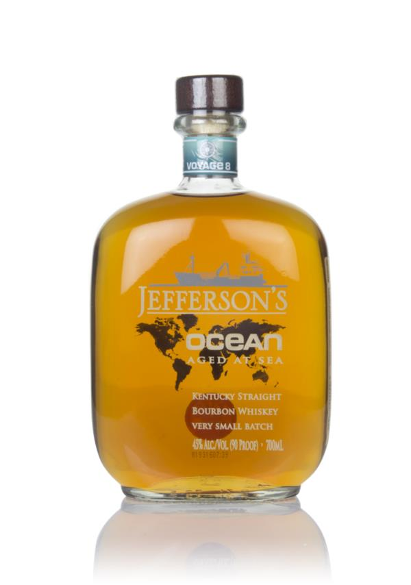 Jefferson's Ocean: Aged At Sea 3cl Sample Bourbon Whiskey