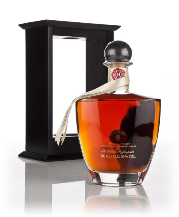 Jim Beam Distillers Masterpiece 3cl Sample Bourbon Whiskey