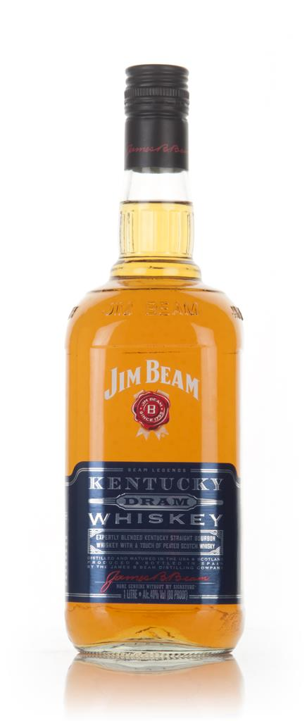 Jim Beam Kentucky Dram 1l Blended Whiskey