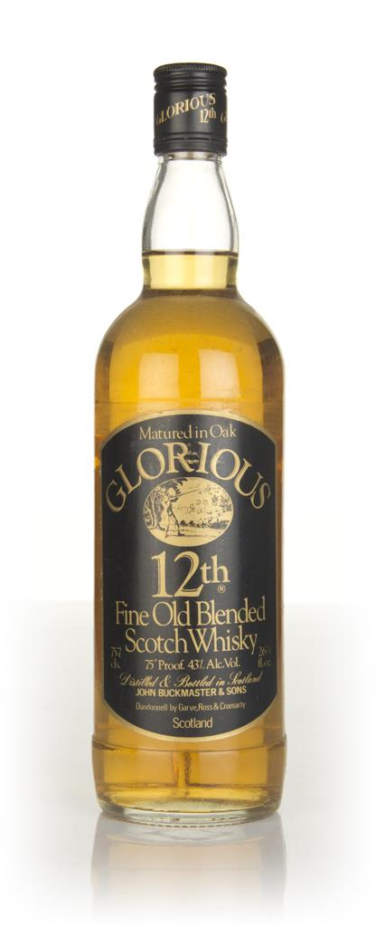 Glorious 12th - 1970s Blended Whisky