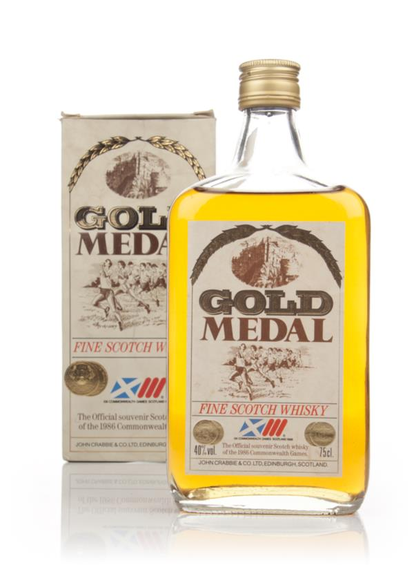 Gold Medal Blended Scotch Whisky - 1986 Blended Whisky