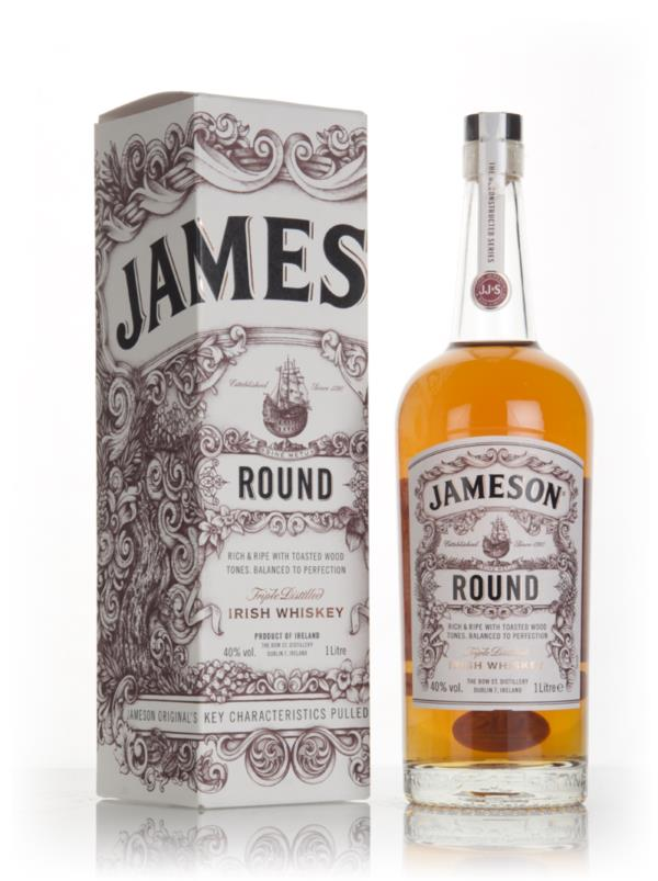 Jameson Deconstructed Series - Round Blended Whiskey