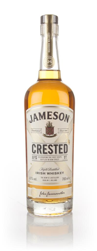 Jameson Crested Blended Whiskey