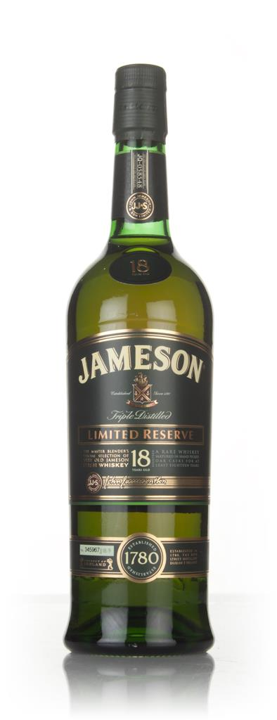 Jameson 18 Year Old Limited Reserve Blended Whiskey