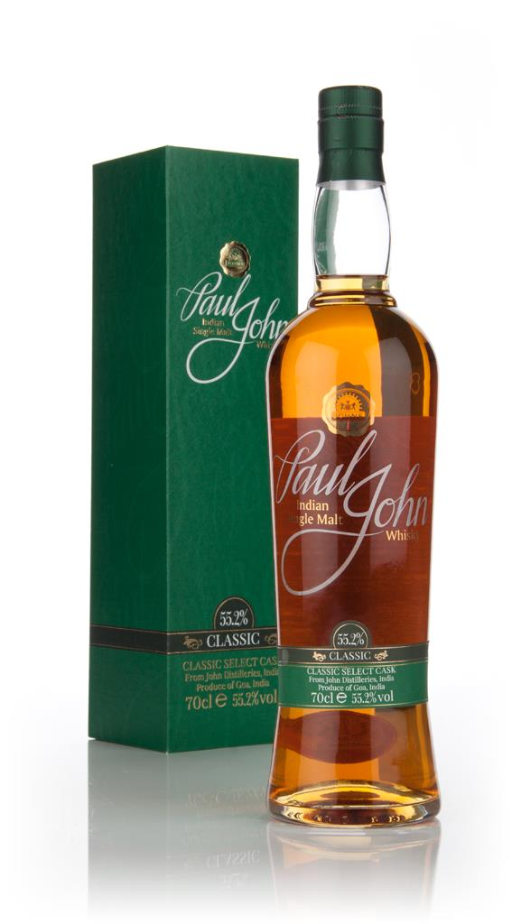 Paul John Classic Select Cask Single Malt Whisky