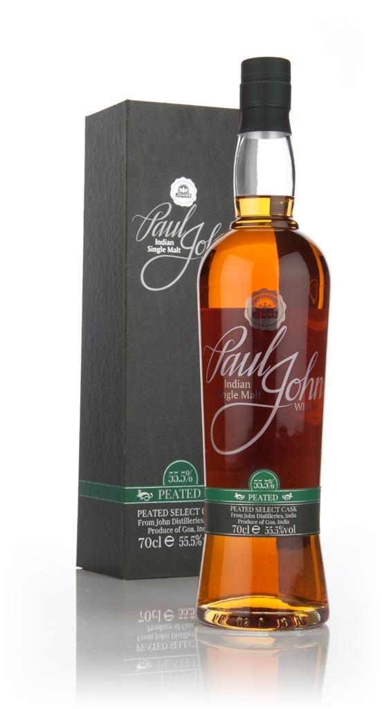 Paul John Peated Select Cask Single Malt Whisky