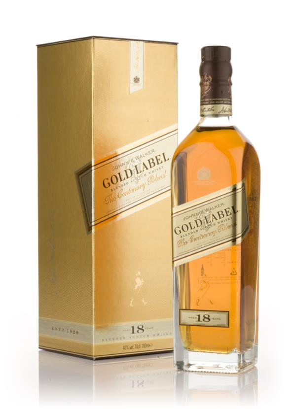 Johnnie Walker Gold Label 18 Year Old 3cl Sample Blended Whisky