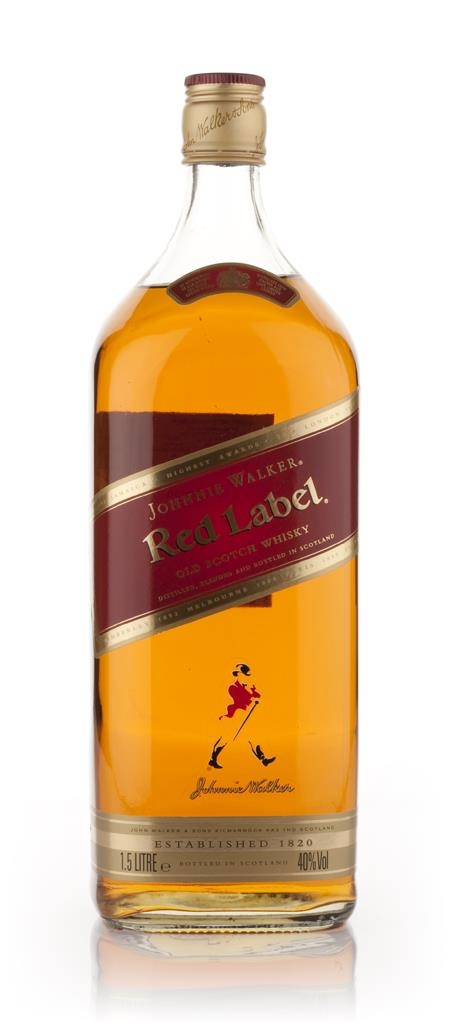 Johnnie Walker Red Label 1.5l Blended Whisky