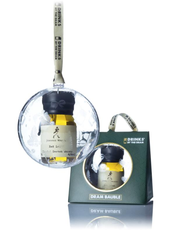 Drinks by the Dram Single Bauble - Johnnie Walker Red Label Blended Whisky
