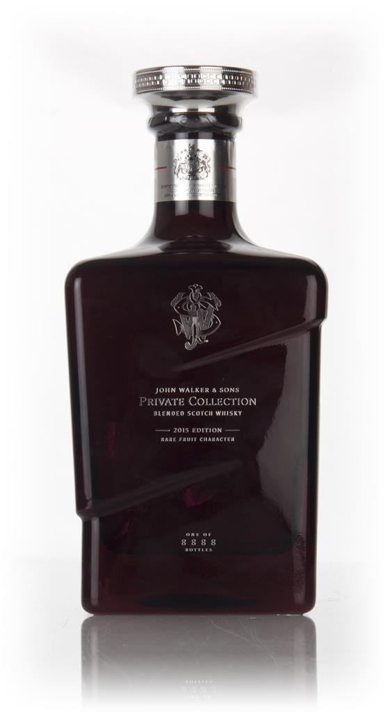 John Walker & Sons Private Collection - 2015 Edition (no box) Blended Whisky