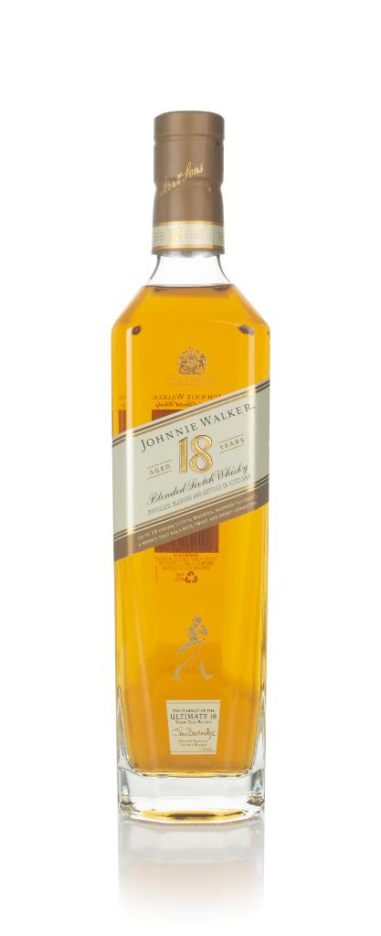 Johnnie Walker 18 Year Old Blended Whisky