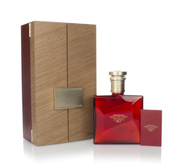 Johnnie Walker 40 Year Old Masters Ruby Reserve Blended Whisky