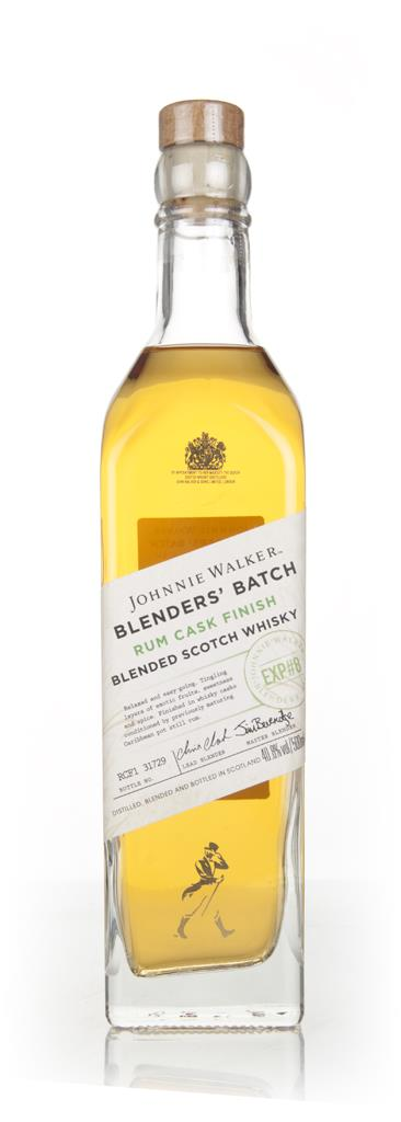 Johnnie Walker Blenders Batch - Rum Cask Finish Blended Whisky
