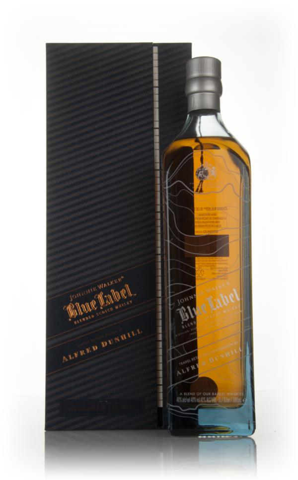 Johnnie Walker Blue Label - Alfred Dunhill Limited Edition Blended Whisky