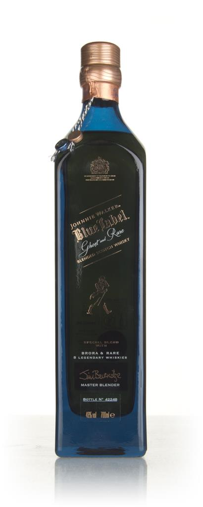 Johnnie Walker Blue Label - Brora & Rare (Ghost & Rare) (Without Prese Blended Whisky