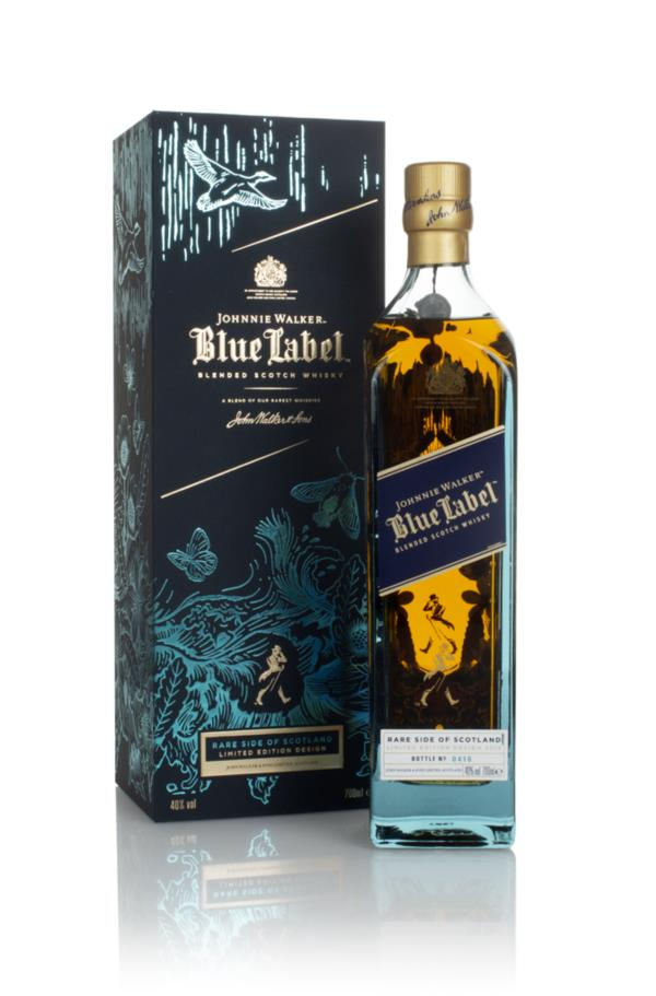 Johnnie Walker Blue Label - Rare Side of Scotland Limited Edition Blended Whisky