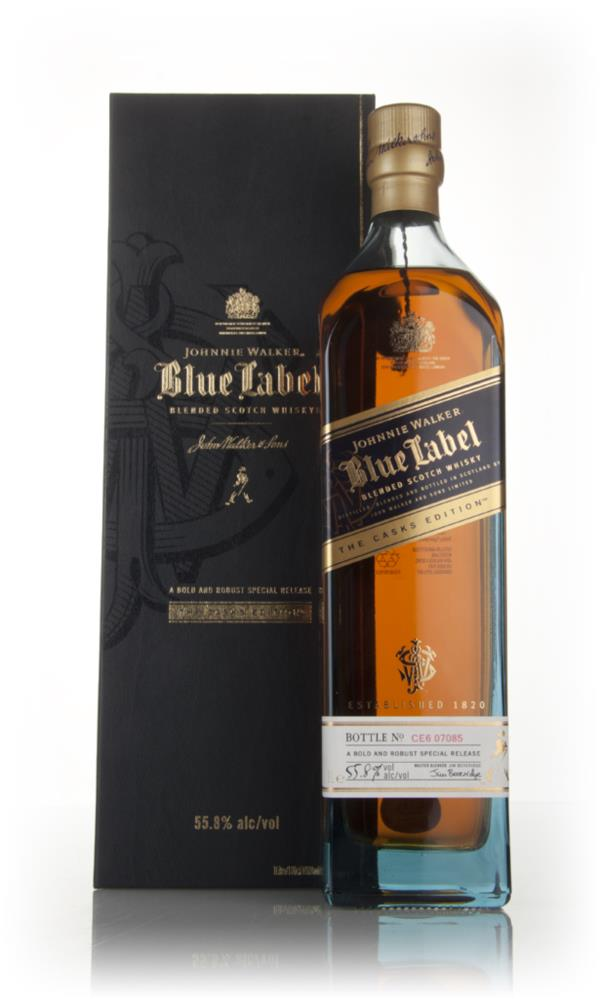 Johnnie Walker Blue Label - The Casks Edition Blended Whisky