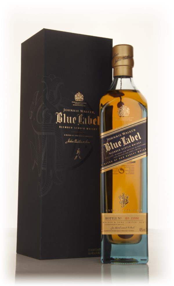 Johnnie Walker Blue Label Blended Whisky
