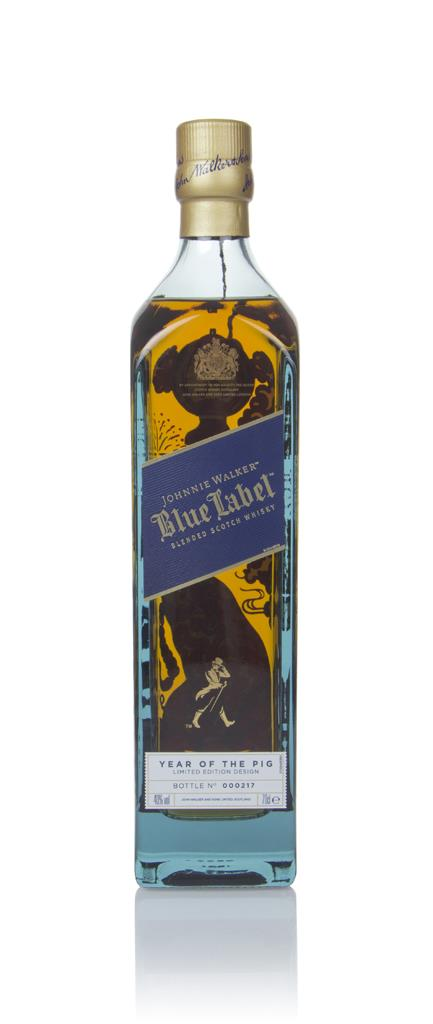 Johnnie Walker Blue Label - Year of the Pig Limited Edition (No Presen Blended Whisky