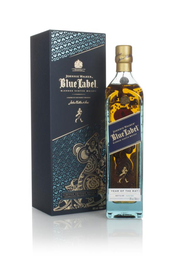 Johnnie Walker Blue Label - Year of the Rat Limited Edition Blended Whisky