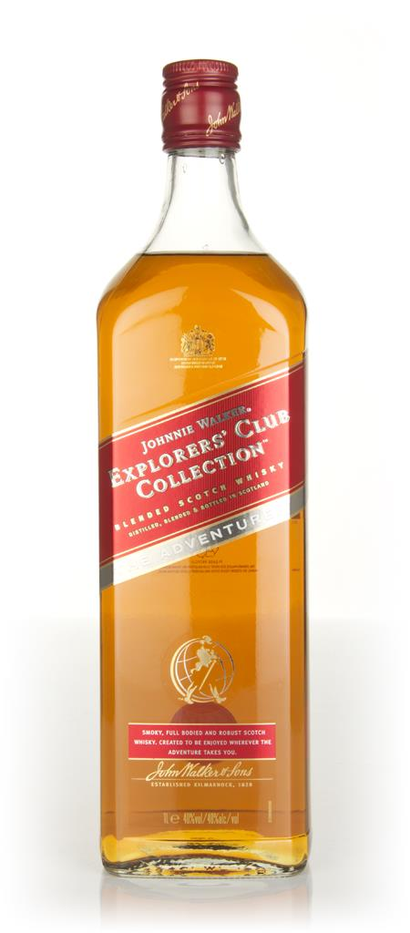 Johnnie Walker Explorers' Club Collection - The Adventurer Blended Whisky