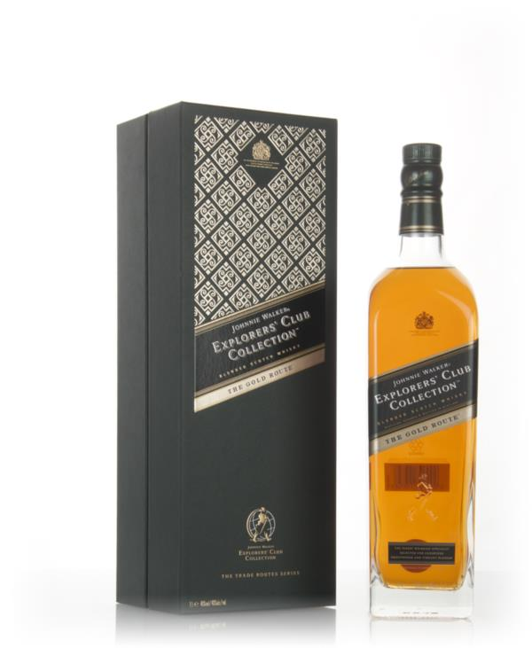 Johnnie Walker Explorers Club Collection - The Gold Route Blended Whisky