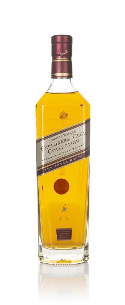 Johnnie Walker Explorers Club Collection - The Royal Route Blended Whisky