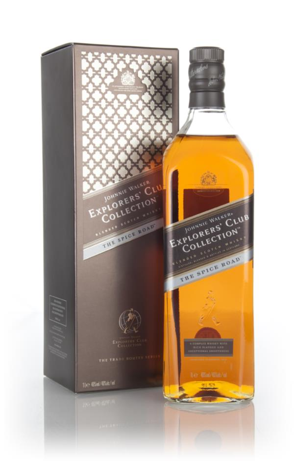 Johnnie Walker Explorers Club Collection - The Spice Road Blended Whisky