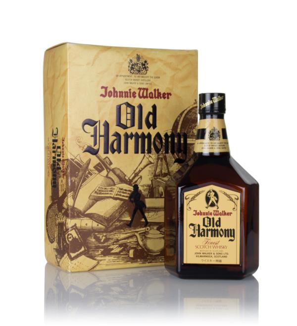Johnnie Walker Old Harmony - 1970s Blended Whisky