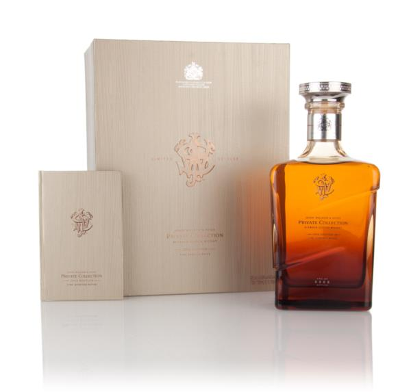 John Walker & Sons Private Collection (2016 Edition) 3cl Sample Blended Whisky