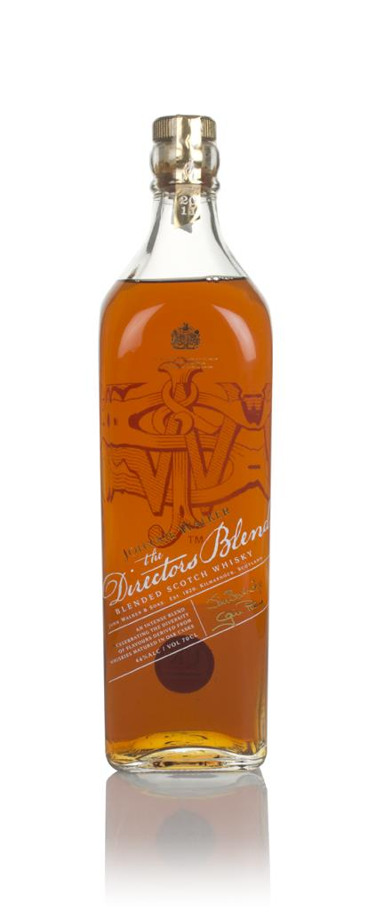 Johnnie Walker The Directors Blend 2011 Blended Whisky