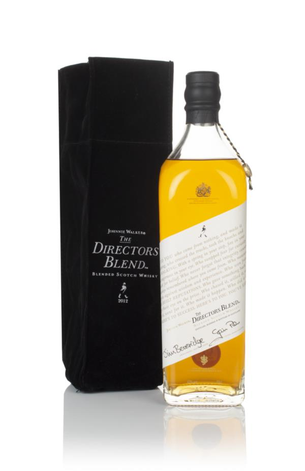 Johnnie Walker The Directors Blend 2012 Blended Whisky