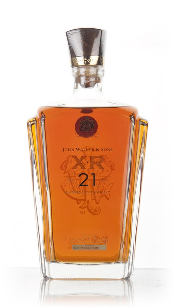 Johnnie Walker XR 21 Year Old 1l Blended Whisky