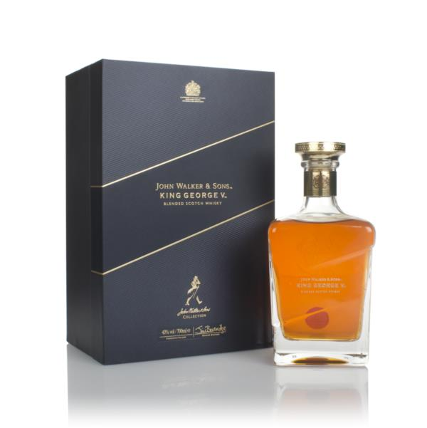 The John Walker King George V Blended Whisky