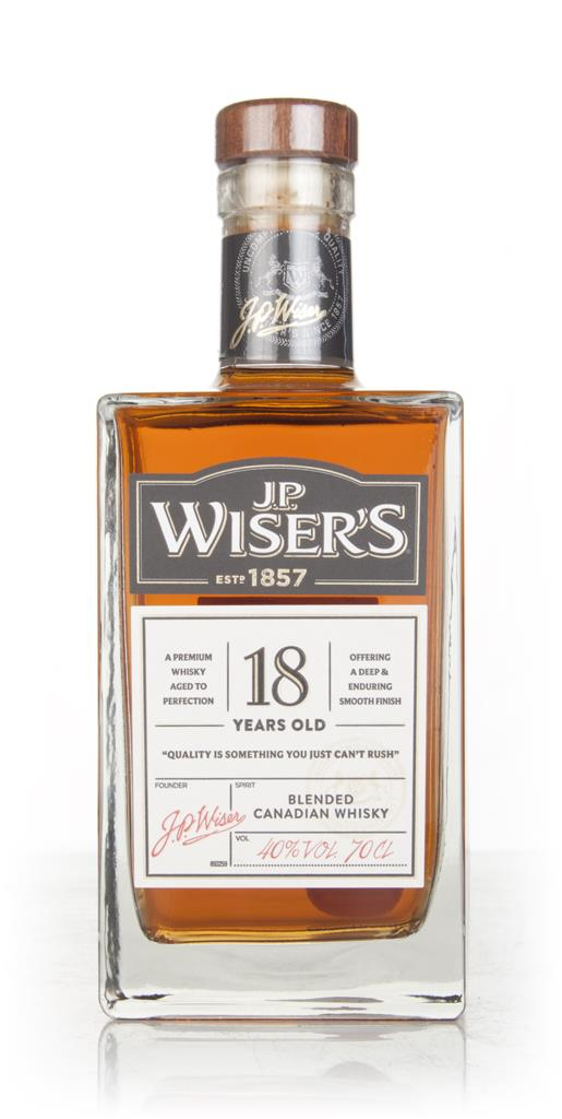 J.P. Wisers 18 Year Old Blended Whisky