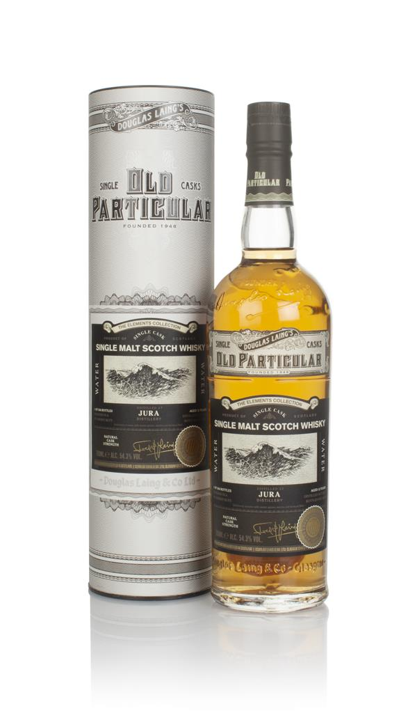 Jura Water 12 Year Old 2007 - Old Particular Elements Collection (Do Single Malt Whisky