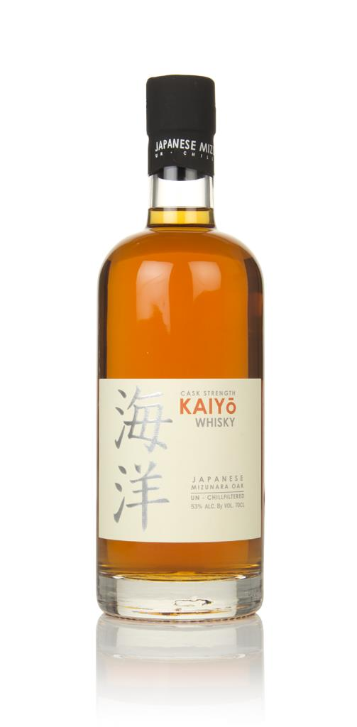 Kaiyo Whisky Cask Strength 3cl Sample Blended Malt Whisky