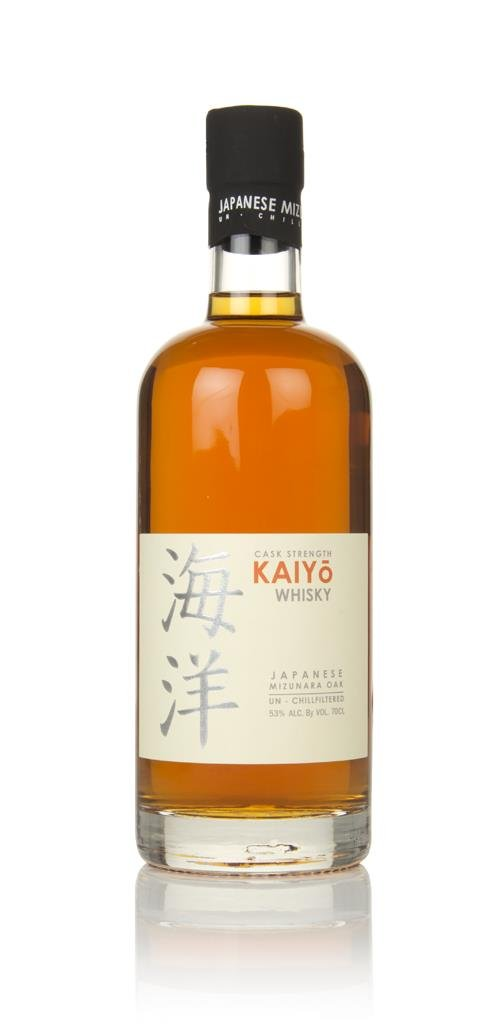 Kaiyo Whisky Cask Strength Blended Malt Whisky