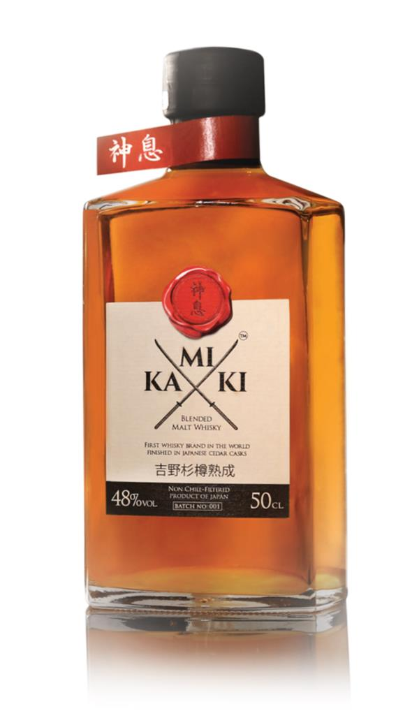 Kamiki 3cl Sample Blended Malt Whisky