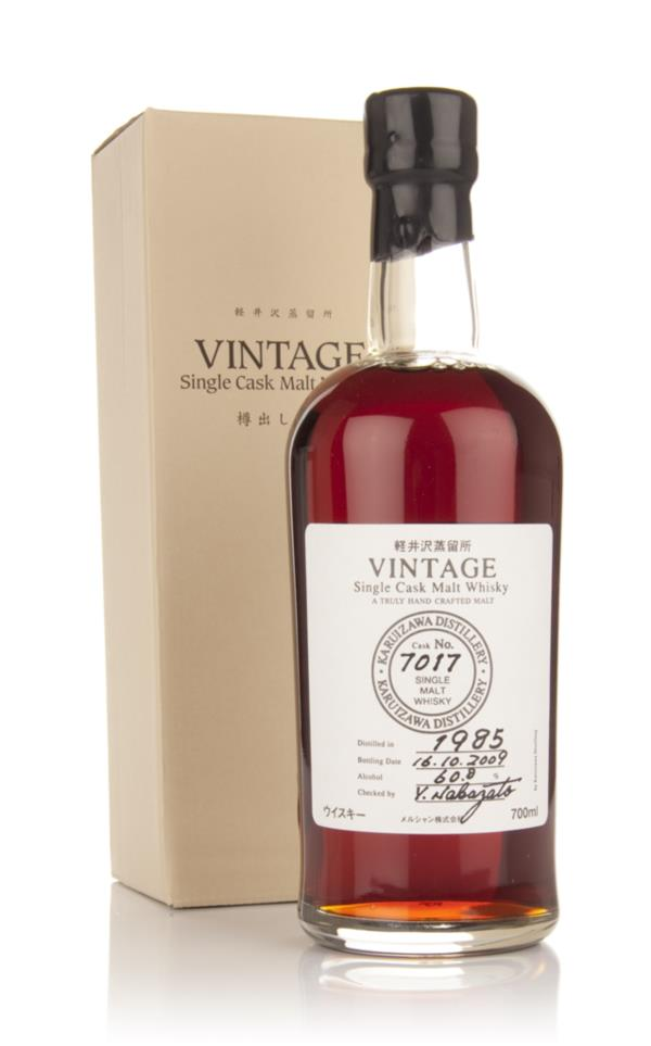 Karuizawa 1985 Single Cask 7017 Single Malt Whisky
