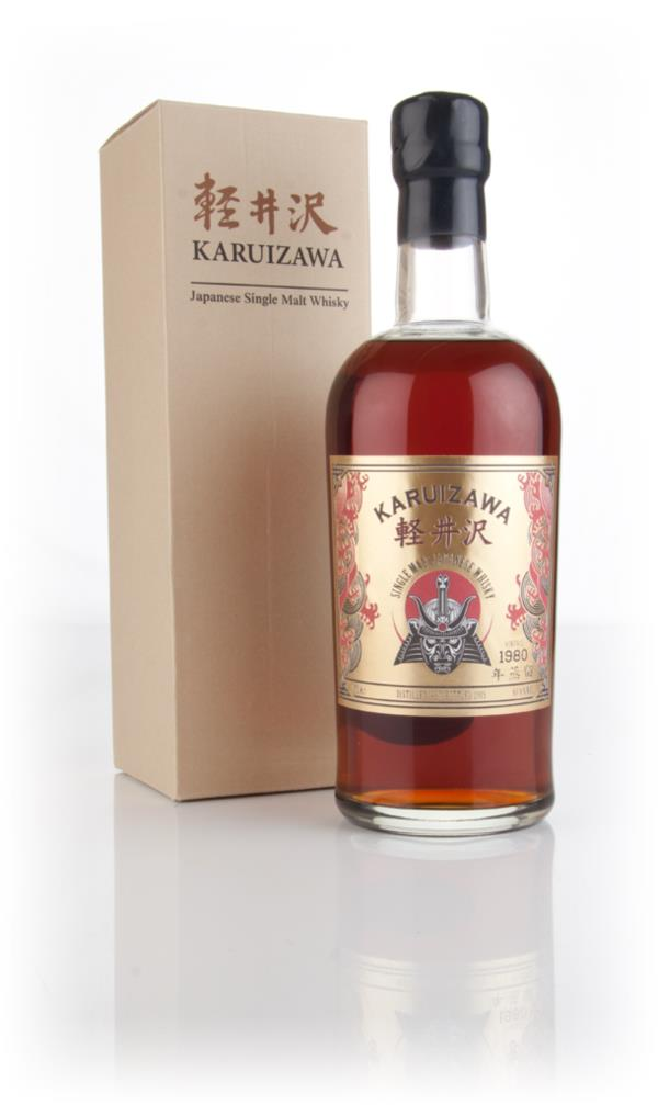 Karuizawa 1980 Golden Samurai 3cl Sample Single Malt Whisky
