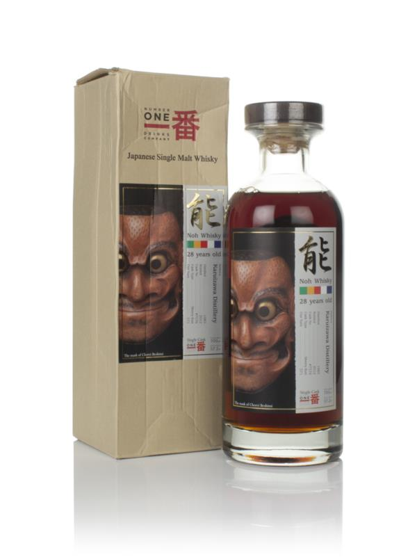 Karuizawa 28 Year Old 1983 (cask 7576) - Noh Single Malt Whisky