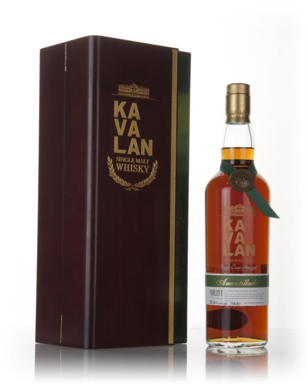 Kavalan Solist Amontillado Cask (55.6%) Single Malt Whisky