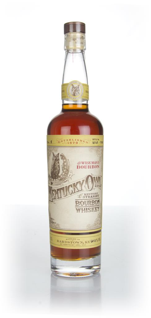 Kentucky Owl Bourbon Whiskey