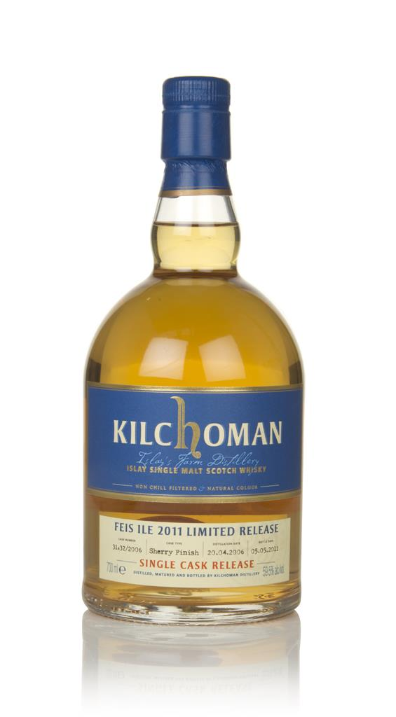 Kilchoman Feis Ile 2011 Release Single Malt Whisky