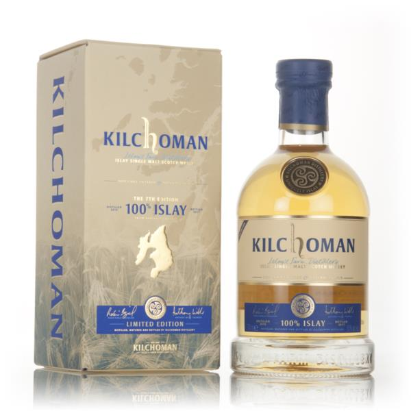 Kilchoman 100% Islay - 7th Edition Single Malt Whisky