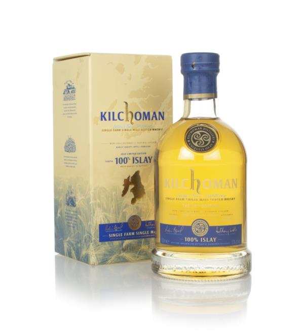 Kilchoman 100% Islay 10th Edition Single Malt Whisky